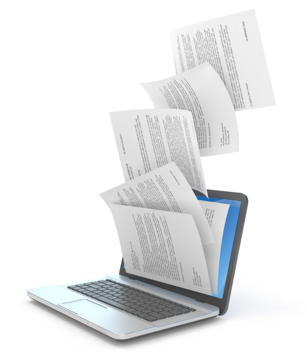 Do less paperwork!